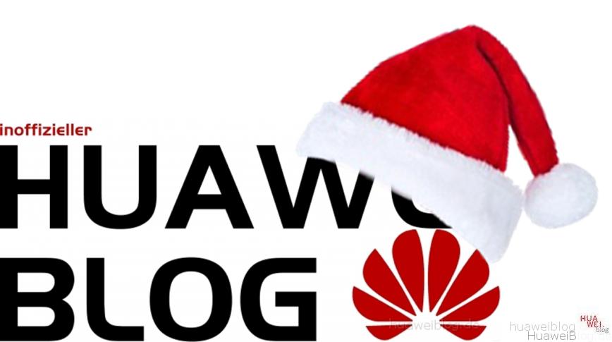 Huawei Weihnachten 2015