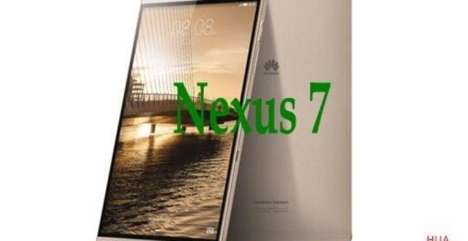 Mediapad - Nexus 7