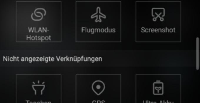 Huawei Mate S - Bugübersicht - Bug_Synchronisation_Benachrichtigungsleiste