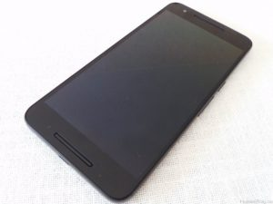 Nexus 6P Frontseite
