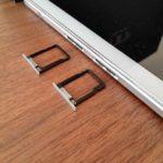 Huawei MediaPad M2 10.0 SIM SD Slots