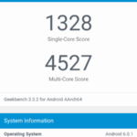 Nexus 6 P Android 6 Geekbench
