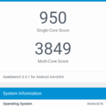 Nexus 6 P Android N Geekbench 3