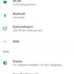Nexus 6 P Android N Einstellungen 1