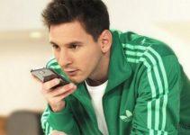 Messi und Huawei