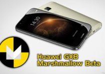Huawei GX8 – Marshmallow – B301 – Beta