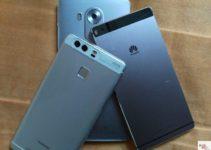 Huawei P8 - P9 - Mate 8 - Kamera Vergleich