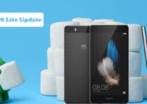 Huawei P8 Lite Firmware Update
