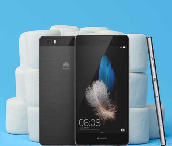 Huawei P8 Lite Dual SIM B564