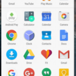 Android 6 Stock Icons