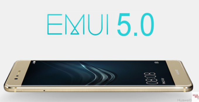 EMUI 5.0 mit zahlreichen Veränderungen
