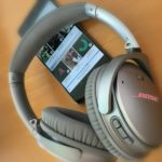 Huawei P9 Plus meets Bose Q35 Apple Music 2