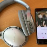 Huawei P9 Plus meets Bose Q35 Apple Music 3