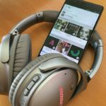 Huawei P9 Plus meets Bose Q35 Apple Music