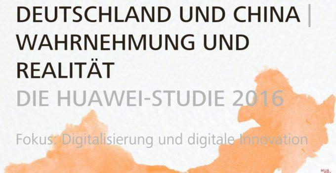 Huawei Studie 2016