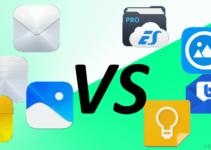 App Vergleich mit Drittanbietern