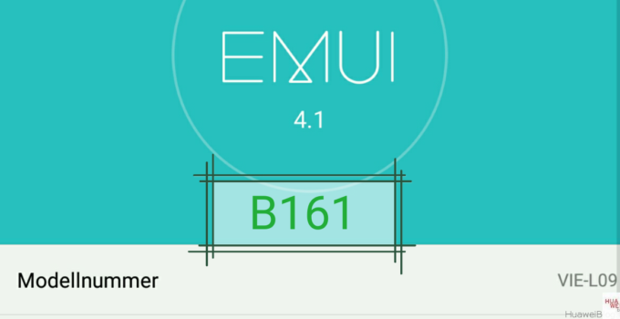 Huawei P9 Plus B161 Firmware
