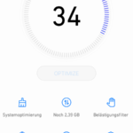 Huawei P9 Android N Telefonmanager