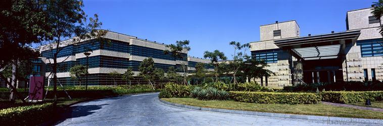 Headquarter square