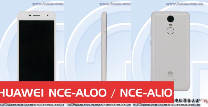 Huawei NCE-AL00 / NCE-AL10: Einsteiger-Gerät bei Tenaa geleakt
