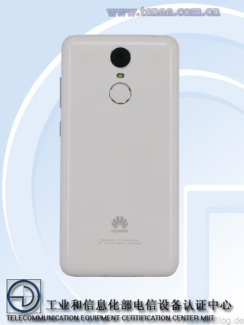 Huawei NCE-AL00 back