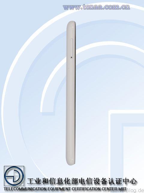 Huawei NCE-AL00 side