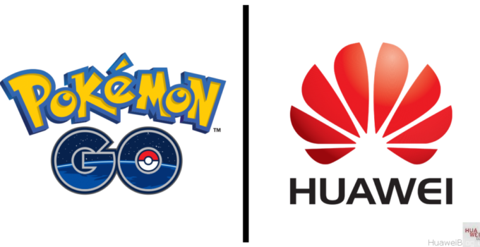 Huawei Pokemon Go