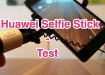 Huawei Selfie Stick im huaweiblog Test