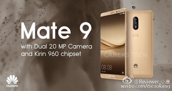 Huawei Mate 9 Fake