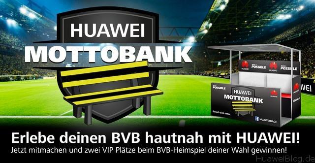 Huawei BVB Mottobank