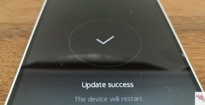 Huawei P8 Update