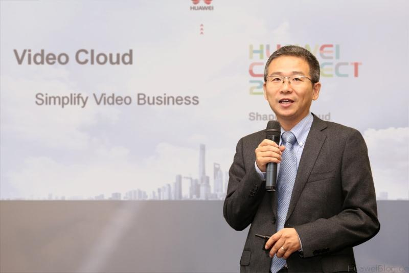 Kai Li - General Manager of Video Cloud