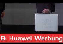 Huawei Werbungen