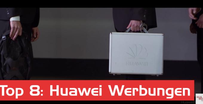 Top 8: Die besten Huawei Werbungen