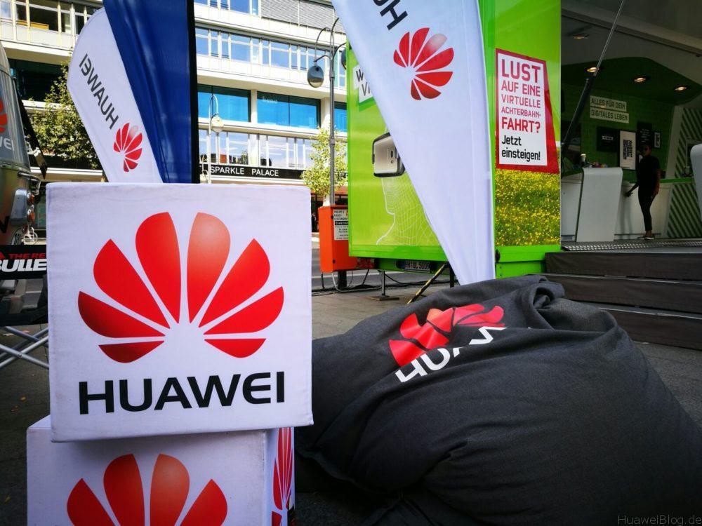 Huawei Promotion Berlin