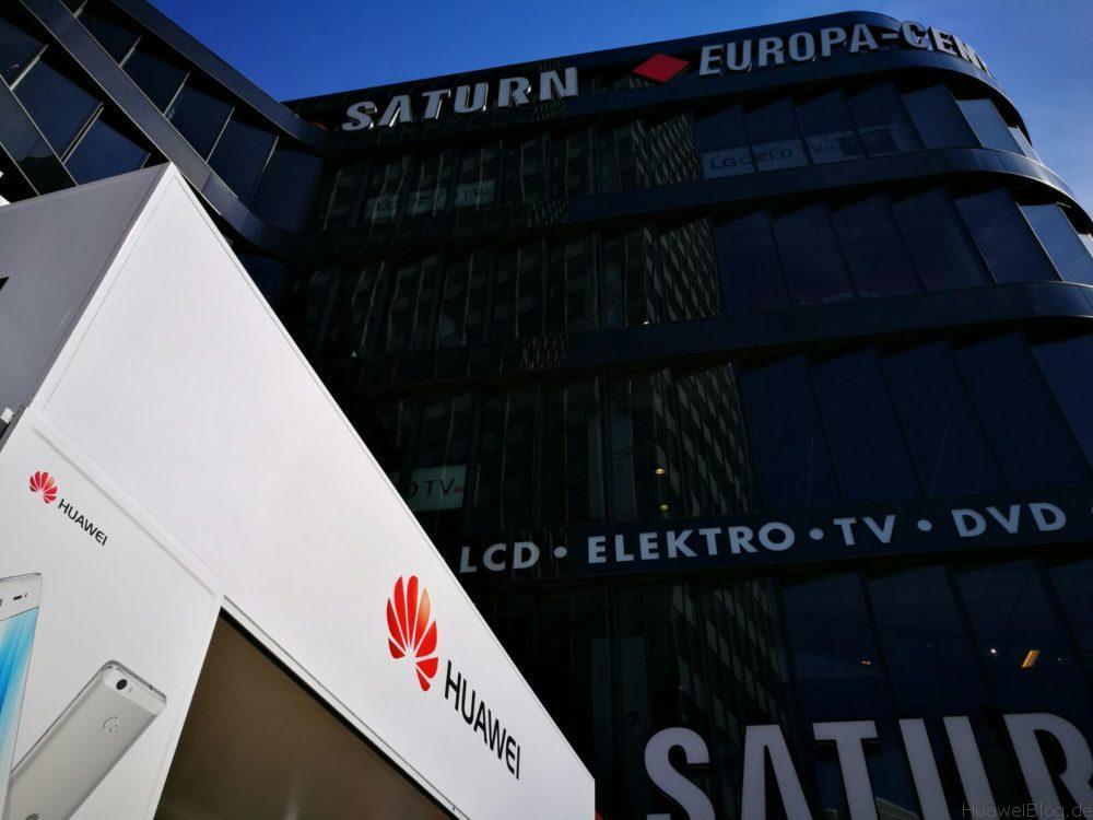Huawei Cube - Europacenter