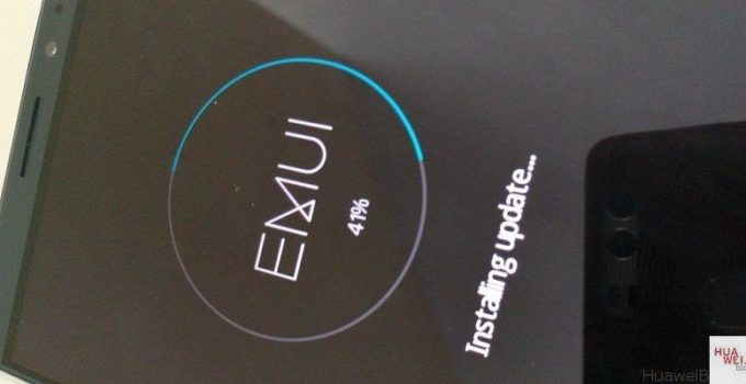 Huawei Mate 8 Firmware Update
