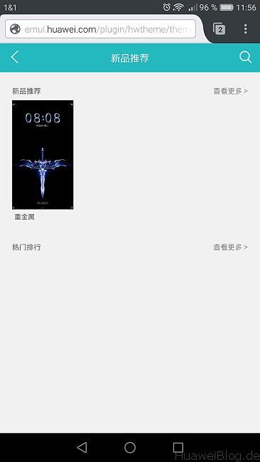 themes Huawei