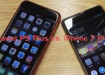 iPhone 7 Plus vs. Huawei P9 Plus - Vergleich