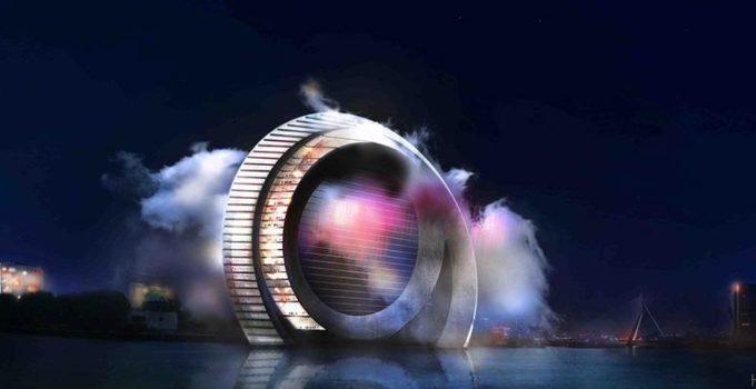Dutch Windwheel Entwurf