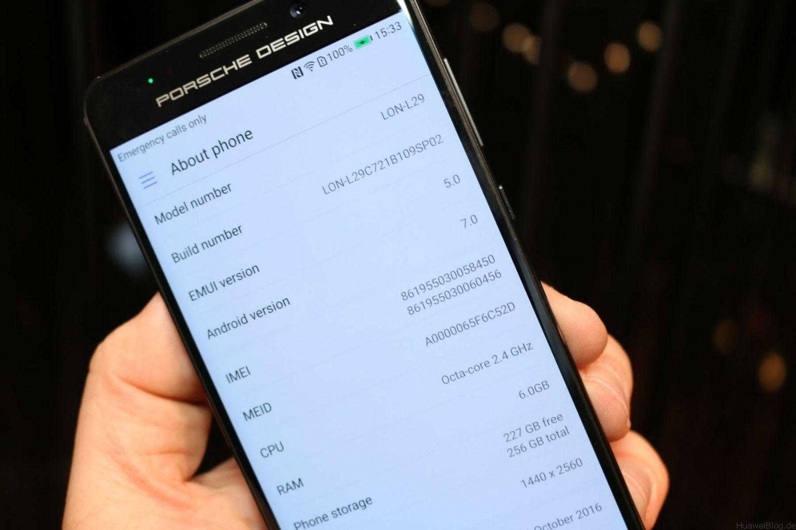Huawei PX Leak