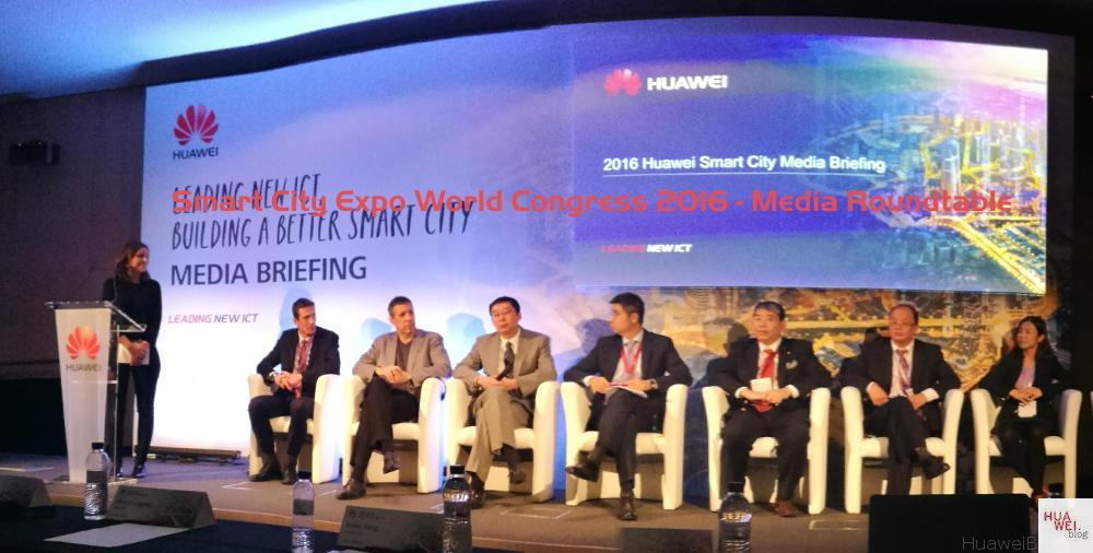 SCEWC16 Huawei Roundtable