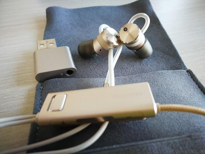 Huawei AM185 Active Noise Cancelling In Ear