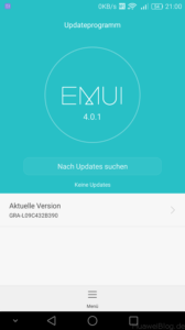 Huawei P8 Firmware Update B390 EMUI