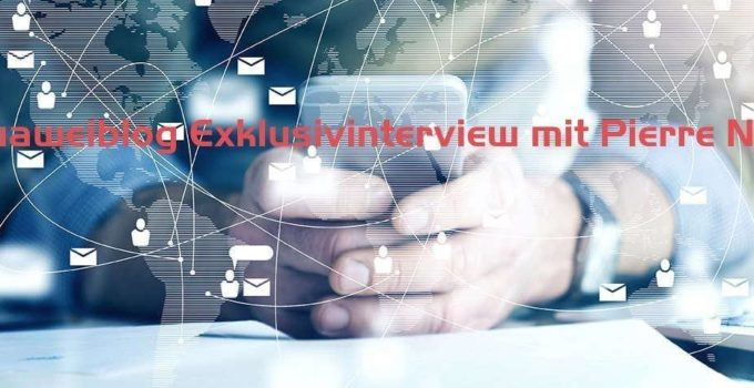 Huawei.blog - Exklusiv Interview iOT Pierre Noel