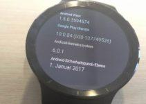Huawei Watch: heute Sicherheitspatch – morgen Wear 2.0