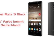 Mate 9 Black