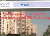 Human Crossing – Sicherheit durch moderne RFID Technologie