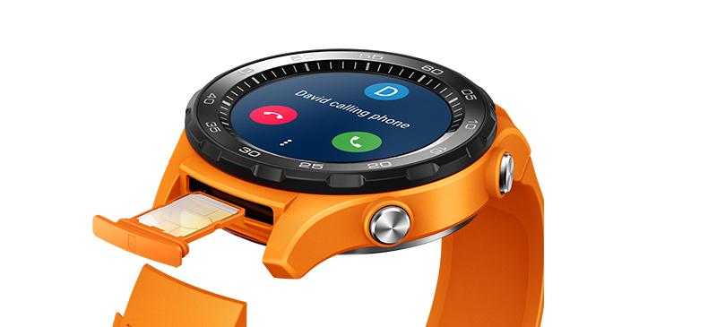 Huawei Watch 2 - Die sportliche Smartwatch 1