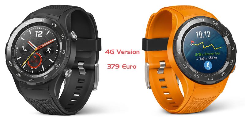Watch 2 4G Version